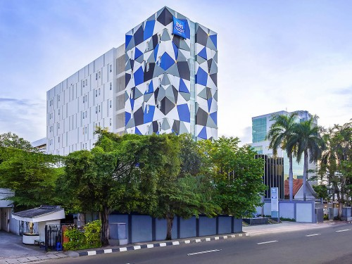 Ibis Budget Tanah Abang Central Jakarta Pusat Kf Map Indonesia Property Infrastructure