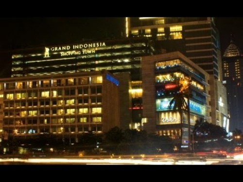 Grand Indonesia Leased Retail Central Jakarta Pusat Kf Map Indonesia Property Infrastructure